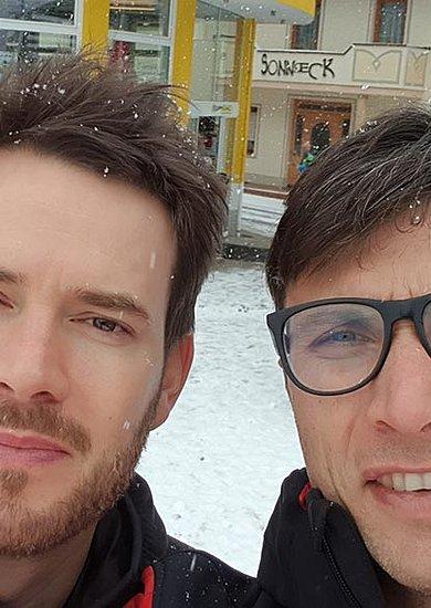 Ein Selfie mit Johannes Strate von Revolverheld am 08.12. –